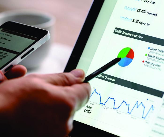 Plataforma de marketing digital para a saúde