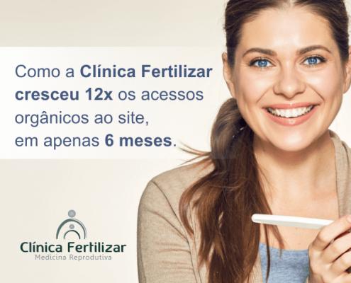 case marketing médico, clínica de reprodução humana