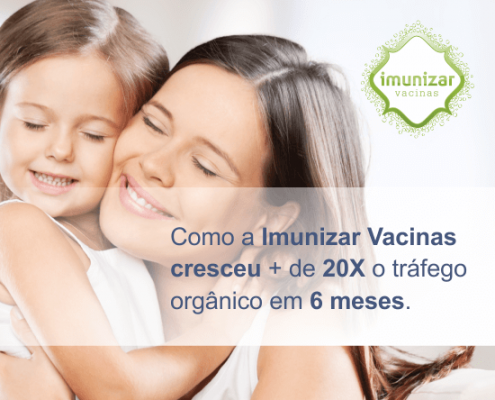 case marketing para saúde florianópolis - clinica vacinas