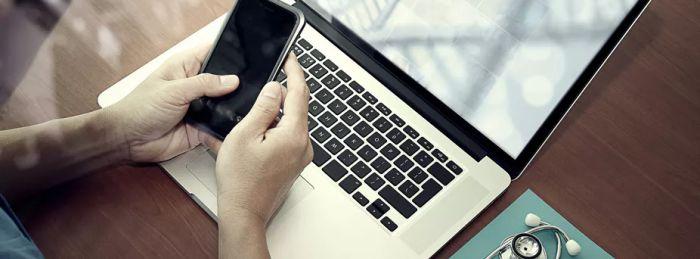 Marketing digital para profissionais de saúde - Perfis nas redes sociais