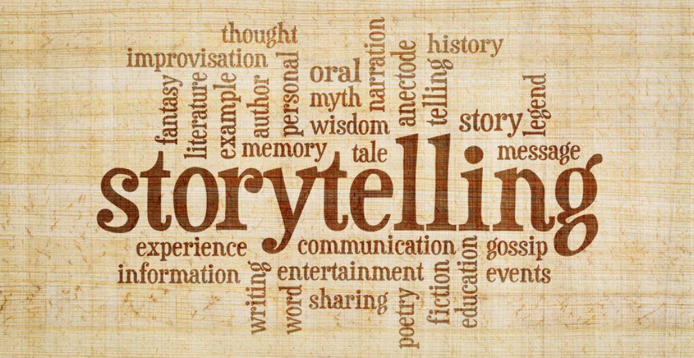 Atraia mais pacientes usando o storytelling no marketing medico - Katie Fachini