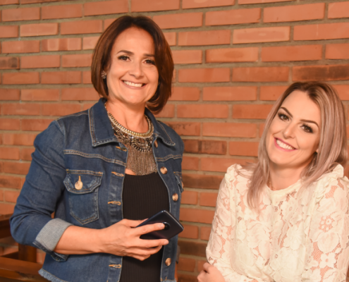 posicionamento de marketing para saúde - Caroline Buss e Katie Fachini