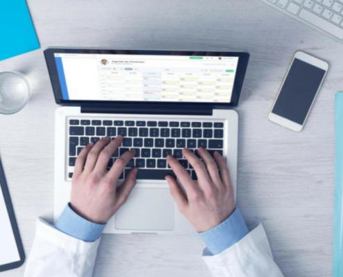 a importância do software médico