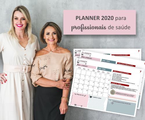 Calendário para profissionais da saúde